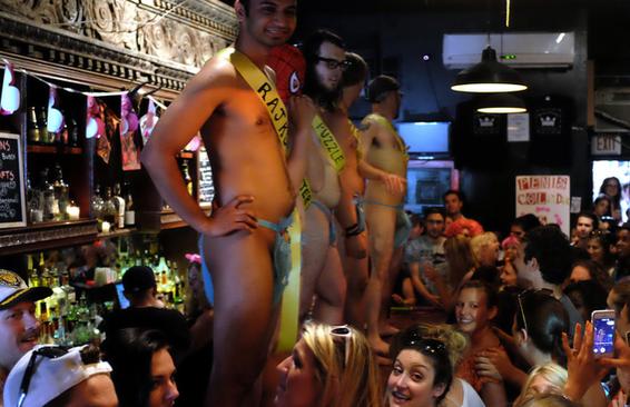 Gay sex club barcelona