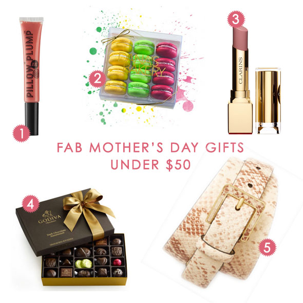 8 Fab Mother 39 S Day Gifts Under 50 The Luxury Spot