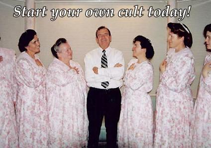 crazy cults