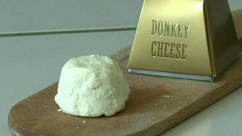 donkey cheese