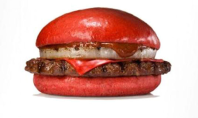 bk red burger