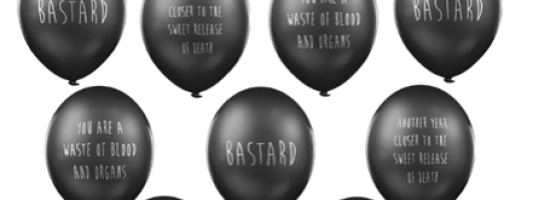 mixed bag balloons