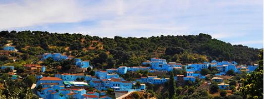strange villages