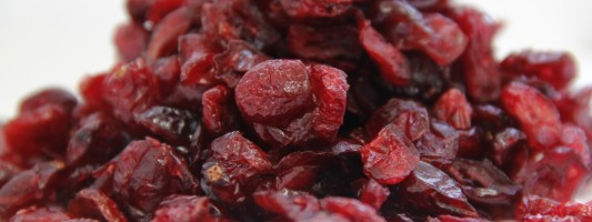 6 Health Benefits of Dried Cranberries