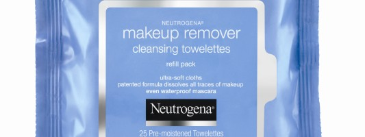Halloween Giveaway Alert: Neutrogena Makeup Removing Cleansing Towelettes