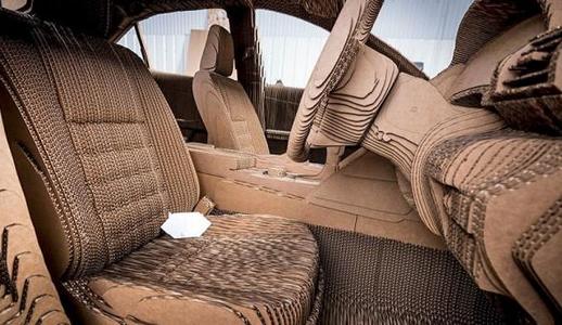 lexus origami car