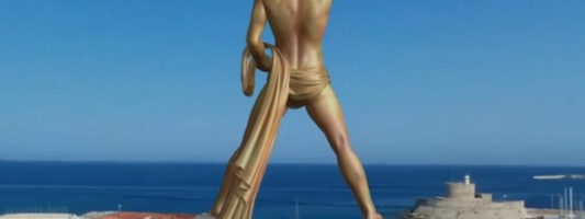 modern day colossus of rhodes