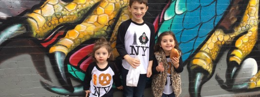 Cutest I Love NY Shirts for Kids at PiccoliNY