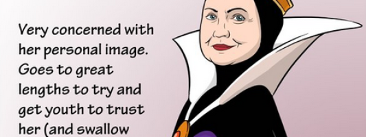 presidents as disney villains