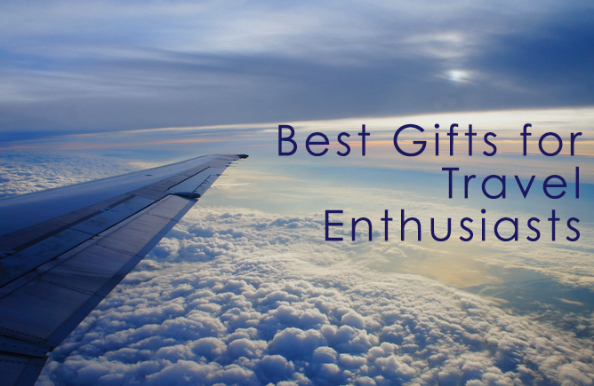 8 best gifts for travel enthusiasts
