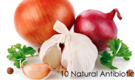 10 Natural Antibiotics