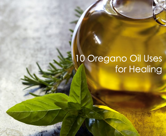 oregano oil uses