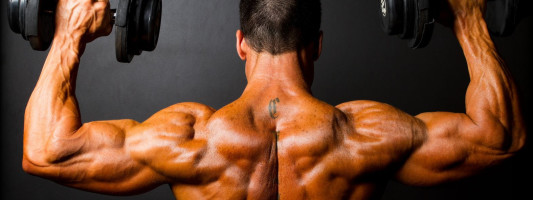 10 Foods That Build Muscle