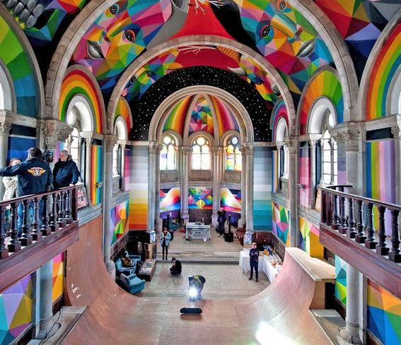 cathedral skate park