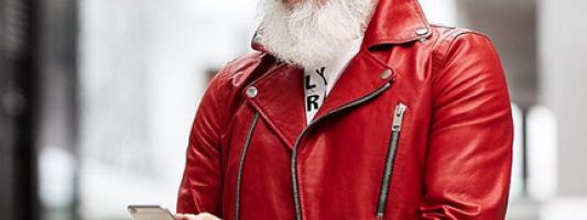 yorkdale fashion santa