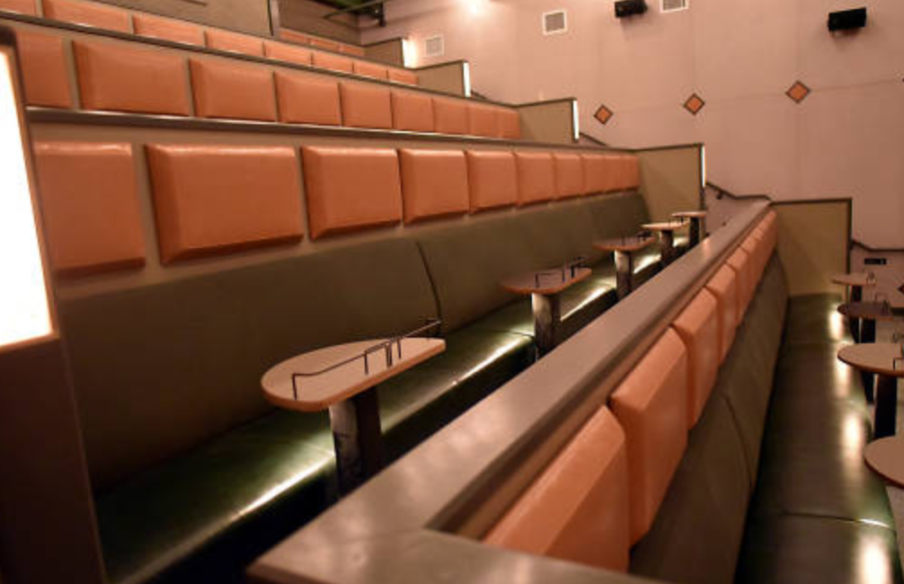 syndicate movie theatre