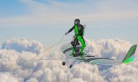wingboarding