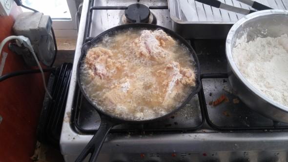 kosher fried chicken recipe