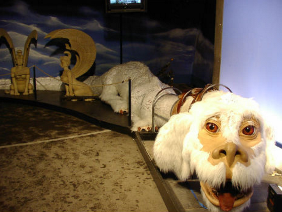neverending story museum