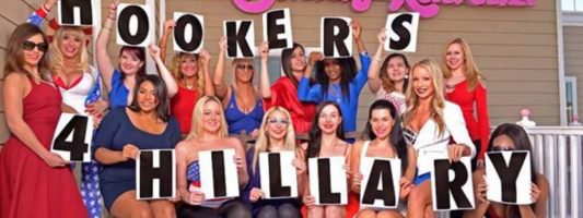 The Hookers For Hillary Clinton Campaign