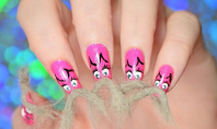 hairy nail trends
