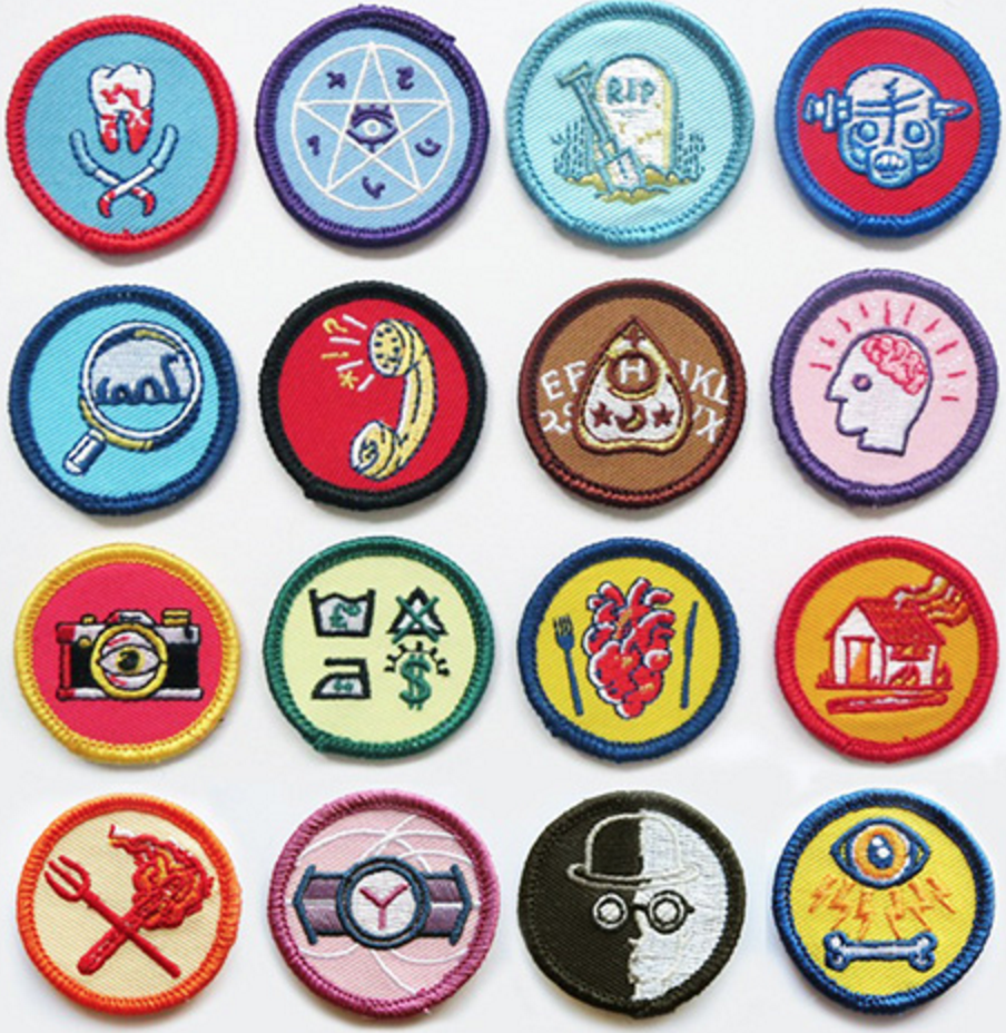Reward Awesome kids with Alternative Merit Badges | The ...