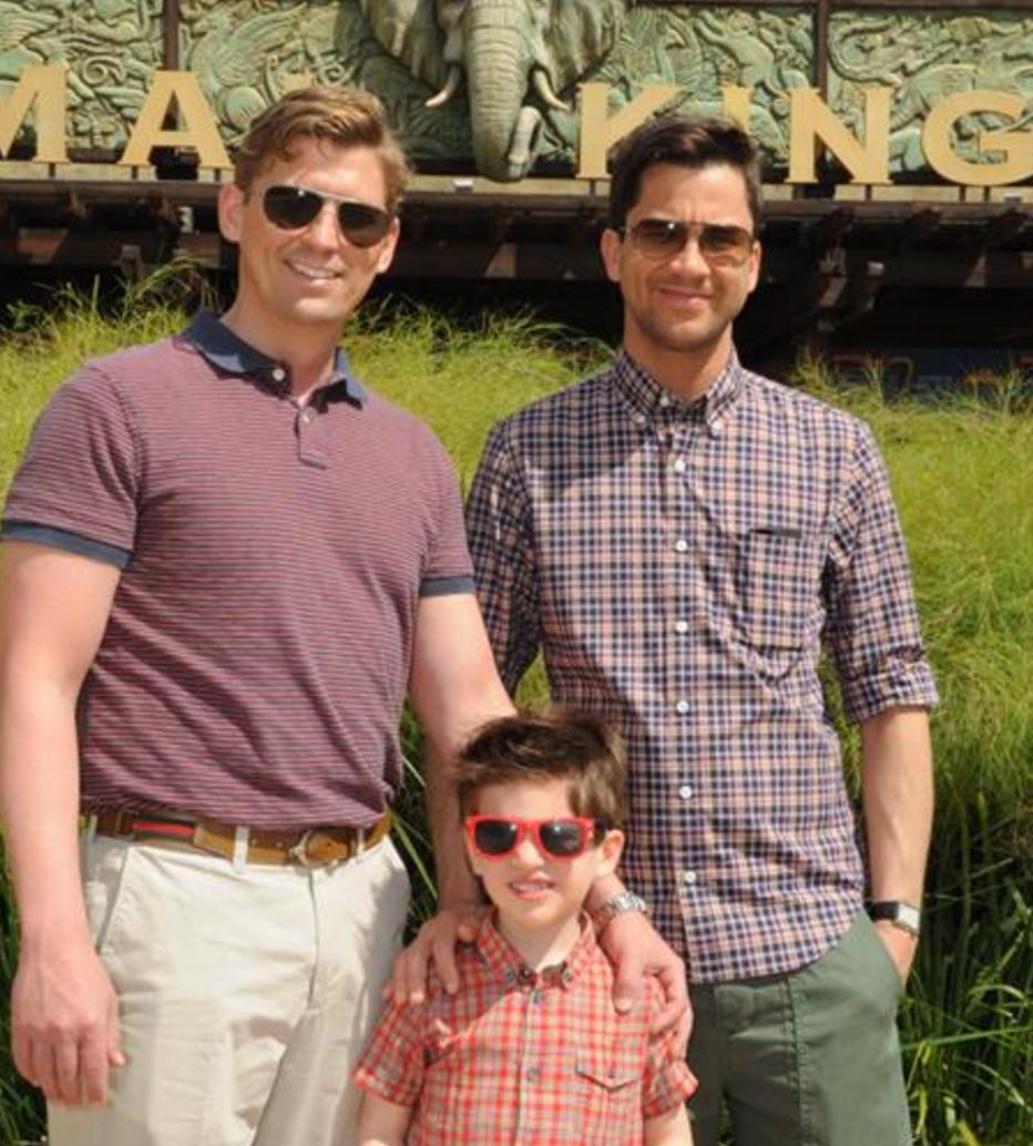 gay at home dad