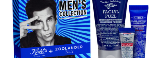 Derek Zoolander for Kiehls: your answer to being ridiculously good-looking