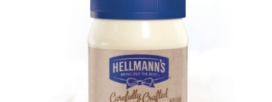 Hellmanns Vegan Spread is Officially a Thing