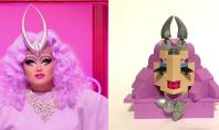 drag race lego