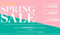 The ShopBop Spring Sale = Huge Savings