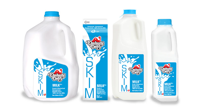 What Is the Difference Between Skim Milk & Fat-Free Milk?