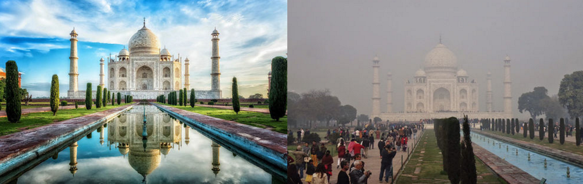tourist attraction realities