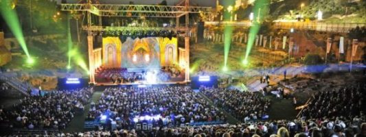 Opera in Jerusalem: a twist on classic performance