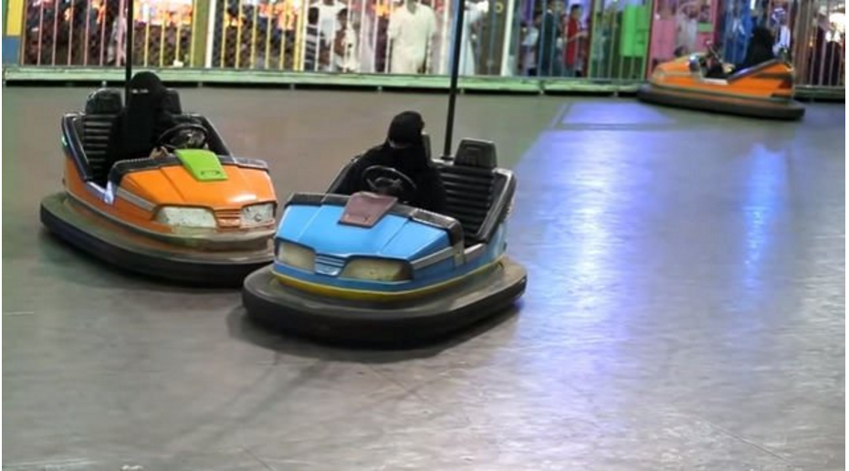 saudi arabia bumper cars