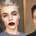 father son makeup makeover