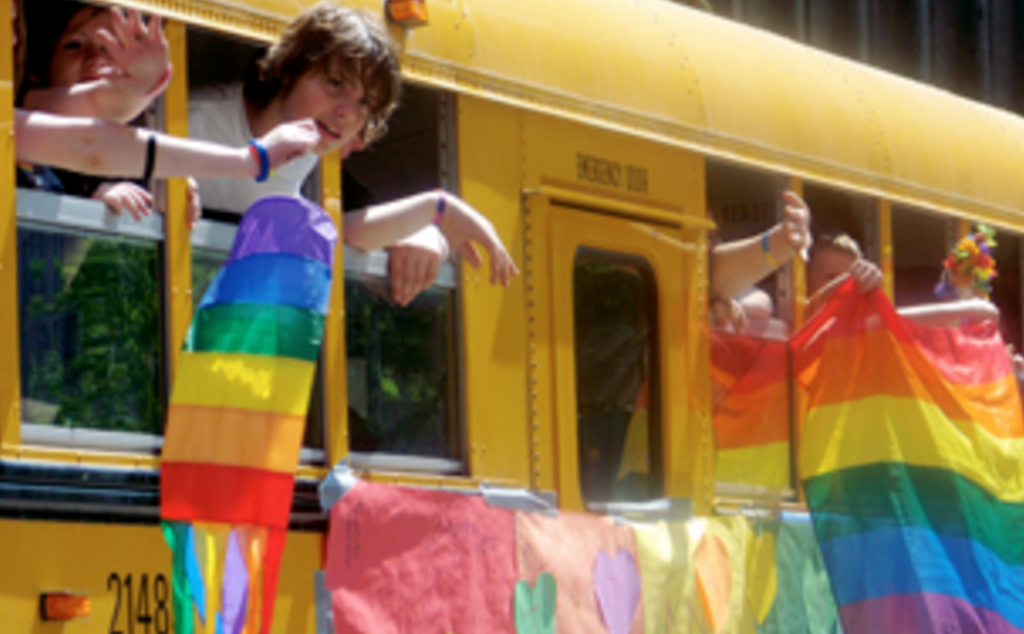 an lgbt curriculum should be implemented in schools Nationally, only 22 percent of lgbt students attend schools where the curriculum includes lessons about lgbt people or history portrayed in a positive light, according to a 2015 study from glsen, a national education organization focused on creating safe schools for students in this community.