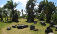 pirate cemetery