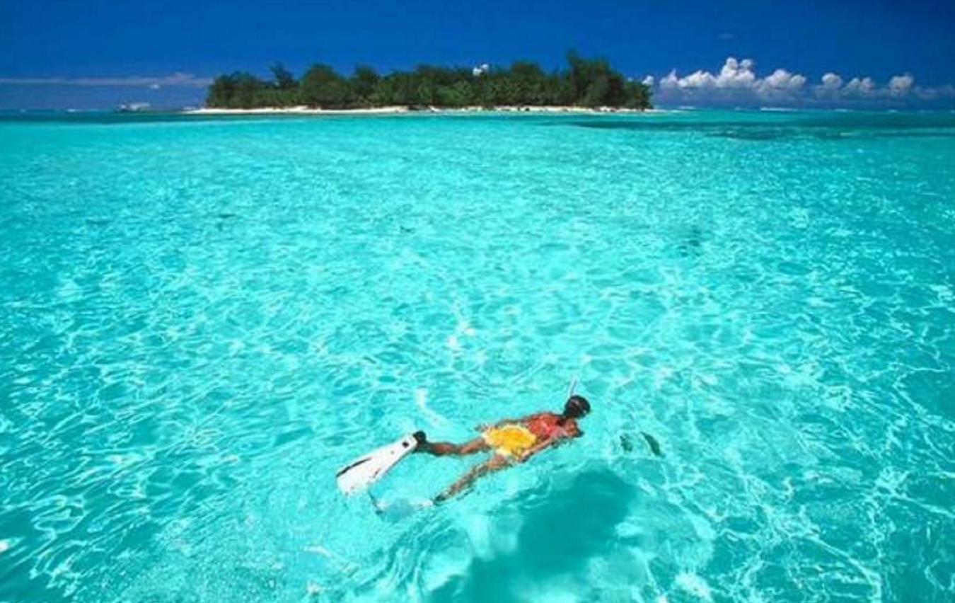 island of saipan