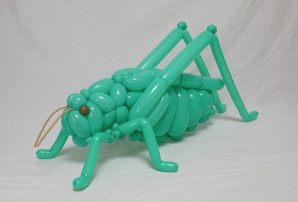 balloon animal art