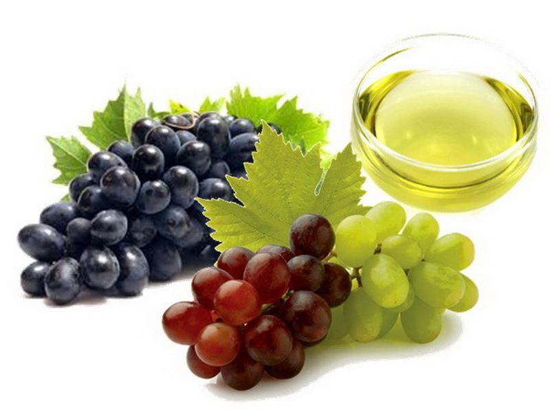 Kết quả hình ảnh cho Grapeseed Oil