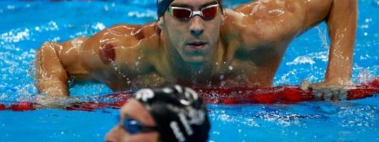 What is cupping, and why are Olympic athletes doing it?