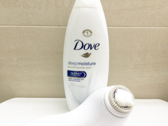 Hands Down, Most Nourishing Body Wash Ever is Dove Deep Moisture | The Luxury Spot
