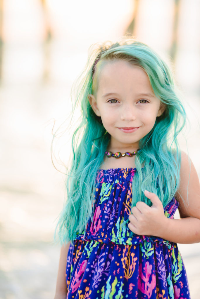Should You Give Your Kids a Funky Hair Makeover? | The Luxury Spot