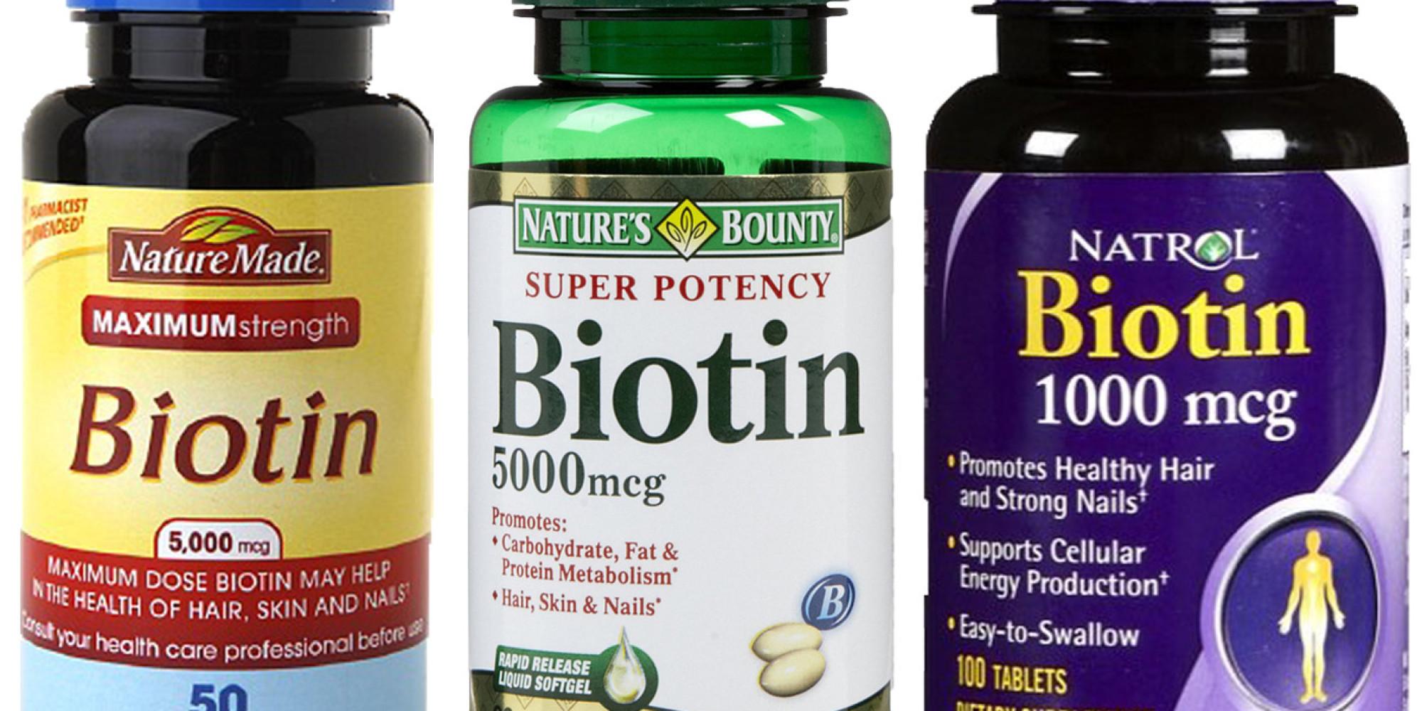 4 Biotin Side Effects The Luxury Spot