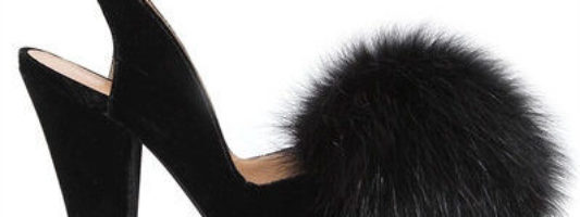 Chic Fur Heels and Other Shoes You'll Be Obsessed With