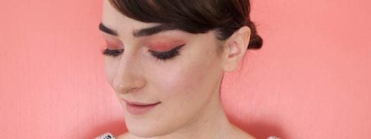 ballet makeup lashes