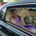 86 Year Old Glam Grandma Just Got Married… and she's gorgeous