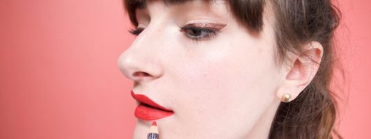 line lips