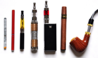 Flavored E-Cigs Could Be Toxic